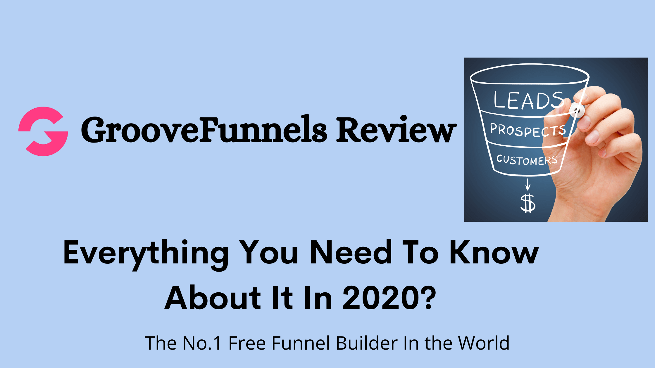 GrooveFunnels Review - Best Funnel Builder