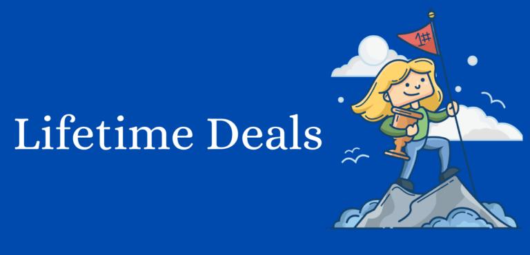 lifetime deals