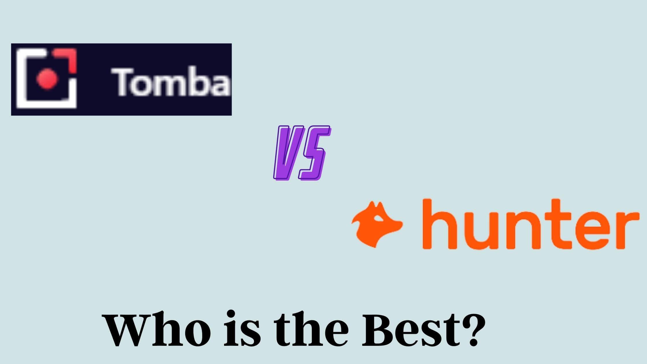 tomba vs hunter tomba lifetime deal